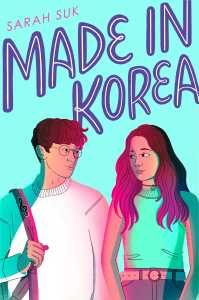 The cover of Made in Korea by Sarah Suk.